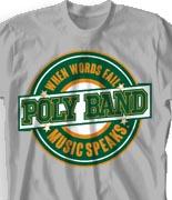 School Band Shirts - Got Legacy cool-3g2