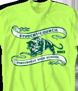 School Spirit T Shirt - Skynard clas-763s4