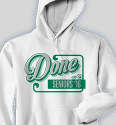 Senior Hooded Sweatshirt - Done Vintage desn-956d3