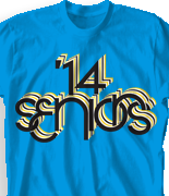 Senior Class T Shirt - Archetype clas-862b3
