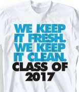 Senior Class T Shirt - Just That Good clas-860b9