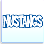 squad year signature template mustangs