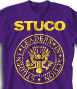 Stuco T-Shirt Design  - Presidential clas-907p1