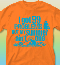 Summer Camp Shirt Design - Expedition Camp desn-674e1