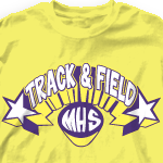 &quot;Custom Team Track Shirts - Super Seniors-322u4&quot;