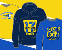 Acton Boxborough Apparel Ideas - Go Colonials
