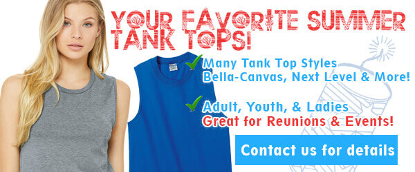 Your Favorite Summer Tank Tops for 4th of July