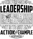 Purpose of Leadership