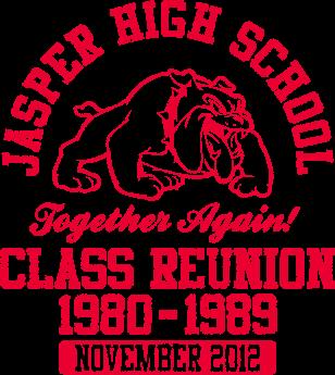 Design Detail. Vintage Class Reunion