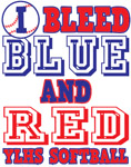 Bleed Blue and Red