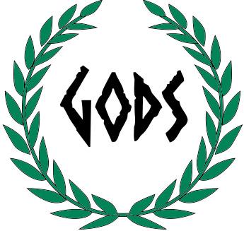 T Shirt Design Greek God Logo 216g2