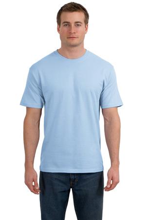 f2da5b68124e Hanes ® - ComfortSoft ® Heavyweight 100% Cotton T-Shirt. 5280