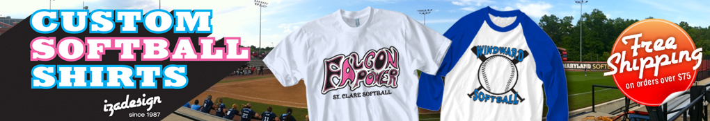 Custom Baseball Shirts Designs