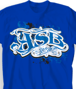 School Spirit T Shirt - Scripture clas-699w2