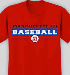 baseball tshirt designs for your team cool custom baseball tees