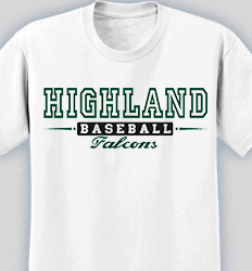 baseball shirt designs college authority desn 579c2 - Cool T Shirt Design Ideas