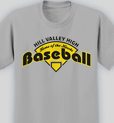 Baseball Shirt Designs - Field Sport desn-607f1