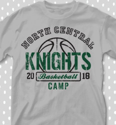 Basketball Camp Shirt Designs - PE Country - desn-522r5