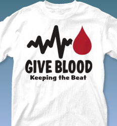 Blood Donor Shirt Designs -  Save a Life Slogan cool-546s1
