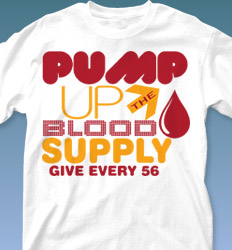 Blood Donor Shirt Designs - Dang desn-289l1