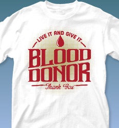 Blood Donor Shirt Designs - Blood Donor Thanks cool-561b1