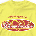 Custom Cheer T-Shirts - Cheer Oval 552c5