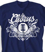 choir chorus t shirts cool choir event t shirt designs