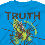 Church Design Shirts - Truth 295t2