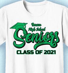 Class of 2021 Shirts Graduation Day Shirts Graduation Family Shirts Last Day of School Shirts Senior 2021 Graduation Party Shirt|