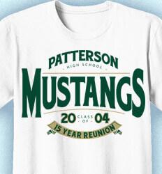 3223fbec Class Reunion T-Shirts: We're Back-School Reunion Shirts by IZA