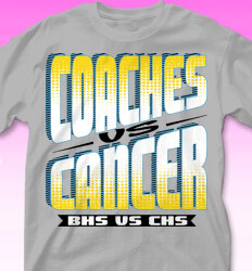 Coaches vs Cancer Shirt Designs - Transition Week - cool-112t4