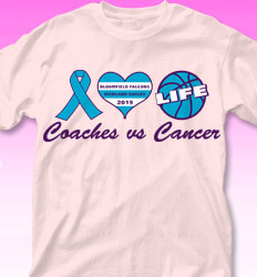 Coaches vs Cancer Shirt Designs - Coaches vs Cancer - cool-858c1