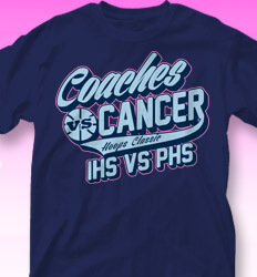 Coaches vs Cancer Shirt Designs - Classy Class - desn-726f9