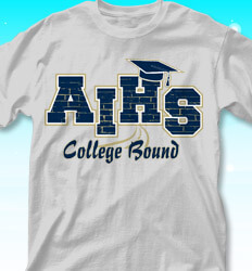 College Bound Shirt Designs -  College Path - cool-847c1