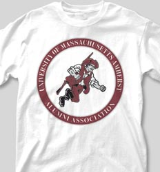 College T Shirts - Alumni Seal cool-64a1
