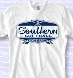Custom Softball Shirt Design - Emblem Sport desn-881e1