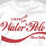 Custom Water Polo T-Shirts - Cool Water Polo Team Shirt Designs ...