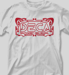 DECA Shirt Designs - DECA Things cool-517d1
