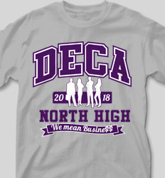 DECA Shirt Designs - Collegiate Heater desn-353h3