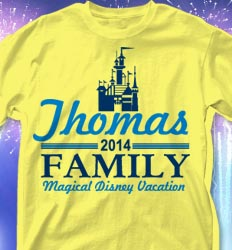 Disneyland Family Vacation Shirts - Castle Reunion cool-41c1