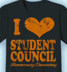 Elementary Shirts for School - I Heart Vintage - desn-149j2