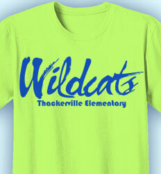 Elementary Shirts for School - Marker - clas-620q5