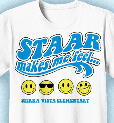 Elementary School Shirts - Emoji Fun - cool-530e4