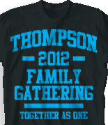 Family Reunion T-Shirts - Cool Family Reunion Designs. FREE Shipping