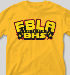FBLA Shirt Designs - Star Tech desn-290t4