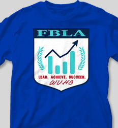 FBLA Shirt Designs - State Shield cool-227s5