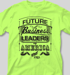 FBLA Shirt Designs - Society Message cool-72s4