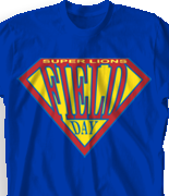 field day t shirts cool field day theme shirt designs