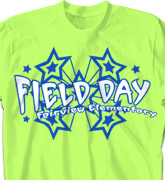 Cool field day theme shirts by iza design new cute ideas for Field day t shirts