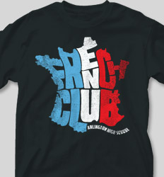 French Club Shirt Designs - French Country cool-478f1